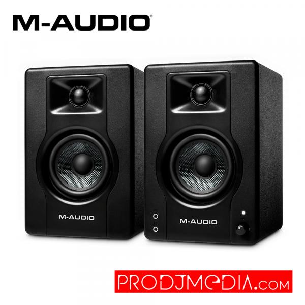 "M-Audio BX3 Monitores 3.5"""