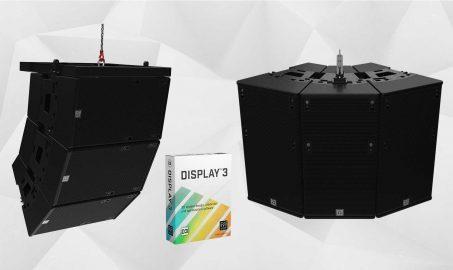 Martin Audio anuncia nuevo Sistema TORUS y Display 3