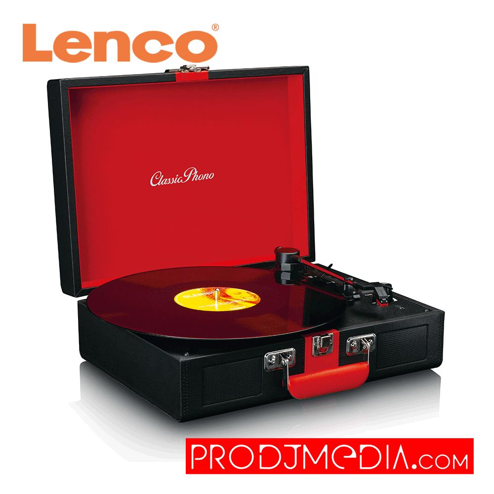 Lenco TT-110BKRD