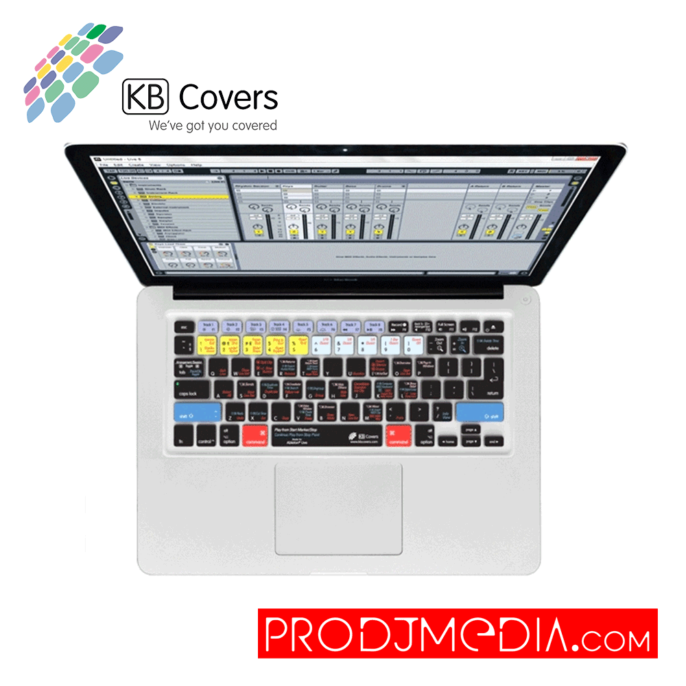 Ableton Live Keyboard Cover
